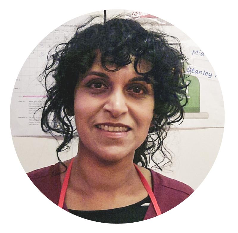 Vasitha Barot